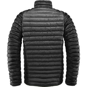 Haglöfs Essens Mimic Jacket Herre magnetite/true black